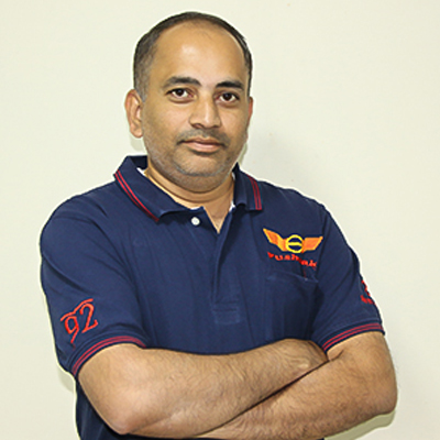 Vinay (Head of Engineering Department)